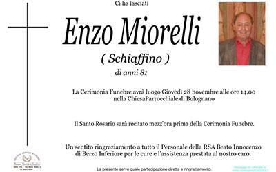 Enzo Miorelli