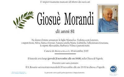Giosuè Morandi