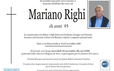 Mariano Righi